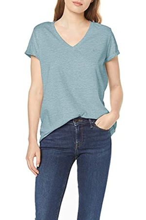 Lee Womens V Neck Tee T-Shirt