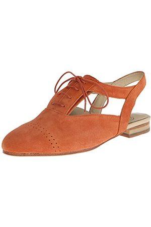 Wolverine Damen 1000 Mile Schuhe mit Absatz, (Moulin Rouge)