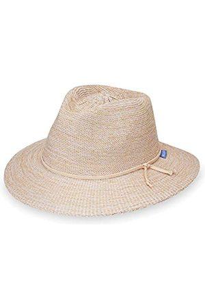 Wallaroo Hat Company Victoria Fedora Sonnenhut für Damen, UPF 50+, verstellbar, verstaubar, moderner Stil