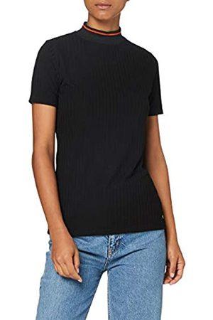 Garcia Damen U00003 T-Shirt, Black