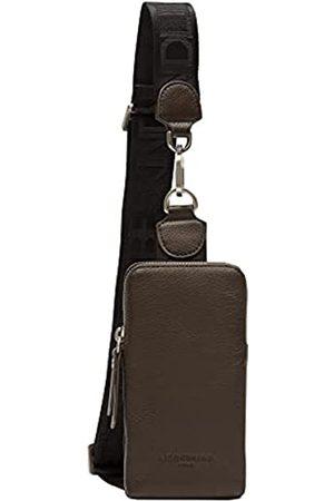 liebeskind Basic Sling Belt Bag, aubergine
