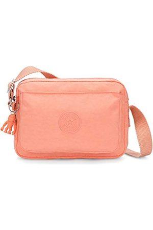 Kipling Abanu M 2-in-1 Umhängetasche für Damen, (Peachy Coral)
