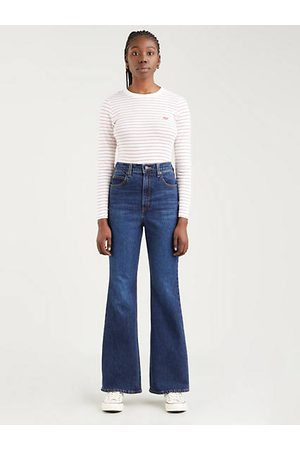 Levi's 70s High Flare Jeans - Mittlere Waschung / Mittlere Waschung