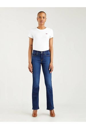 Levi's Damen Bootcut - 315™ formende Bootcut Jeans - Dark Blue / Dark Blue