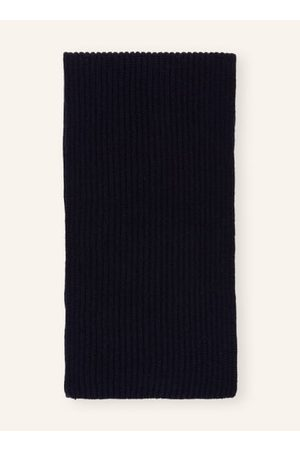 MOORER Rippstrick. Softe Haptik. Reines Cashmere. Made in Italy. - 170 x 25 cm (L x B)