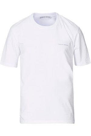 Tiger of Sweden Pro Cotton Logo Tee Bright White