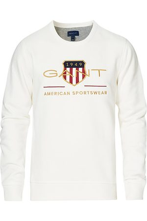 GANT Archive Shield Sweatshirt Eggshell
