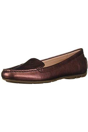 Taryn Rose Damen Karen Driving Style Loafer, (Mahagoni)