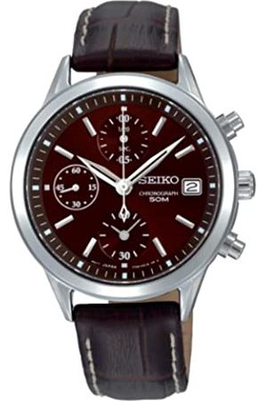 Seiko Quarz Damen-Armbanduhr Chronograph SNDY43P1