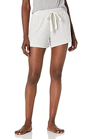 Amazon Damen Schlafanzüge - Lightweight Lounge Terry Short Pajama Bottom