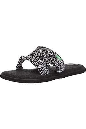 Sanük Damen Yoga Mat Capri Knit Sandale