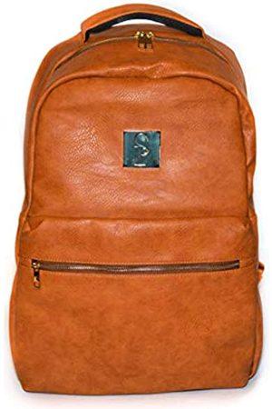 Sole Premise Pendlertasche aus Leder für multifunktionale Reise Handgepäck mit Laptop- und Schuhfächern für Damen und Herren