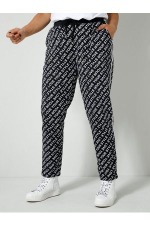 Angel of Style Damen Jogginghosen - Jogger Pants Allover-Print