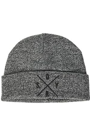 Superdry Mens Silicone Logo Beanie Hat