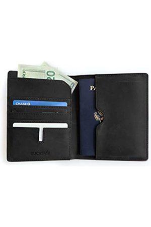 CASE ELEGANCE RFID-blockierendes Premium-Reisepassetui aus Leder - CE-PASS-P