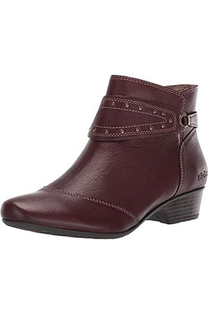 Taos Footwear Ultimo Damen Stiefel, Braun (Brünett)