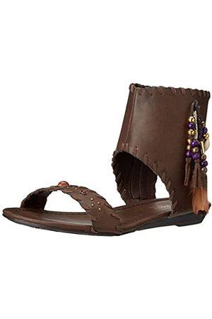 Very Volatile Damen Sandalen - Women's Yulissa Heeled Sandal, Brown