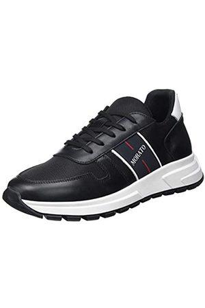 Antony Morato Herren Sneaker Run Slide IN Nylon E Pelle Oxford-Schuh