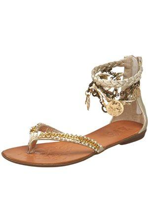 ZIGIny Factor Damen-Sandale