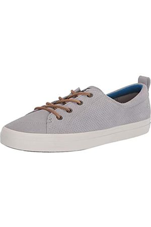 Sperry Damen Crest Vibe PlushWave Pin Perf Leather Turnschuh