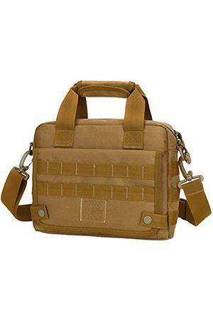 BAIGIO Taktisch Aktentasche Wasserabweisend Militär Umhängetasche Herren Schultertasche Molle Messenger Bag für Arbeit Reise Outdoor Sport Alltag