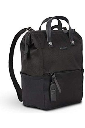 Sherpani Dispatch, Nylon Convertible Rucksack Geldbörse, Kleine Crossbody Taschen für Frauen passt 13 Zoll Laptop
