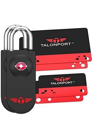 Talonport Schlüsselloses Gepäckschloss mit lebenslangen Kartenschlüsseln und ohne Kombination