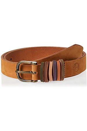 Timberland Damen Casual Leather Belt For Jeans Gürtel
