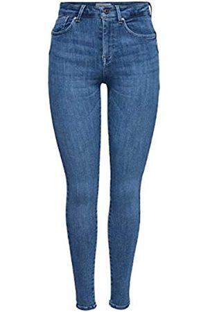 ONLY Damen ONLPOWER MID PUSH UP SK REA2981K NOOS Skinny Jeans