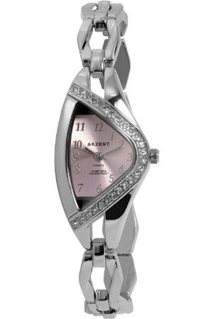 Akzent Damen-Uhren mit Metallband SS7123800070