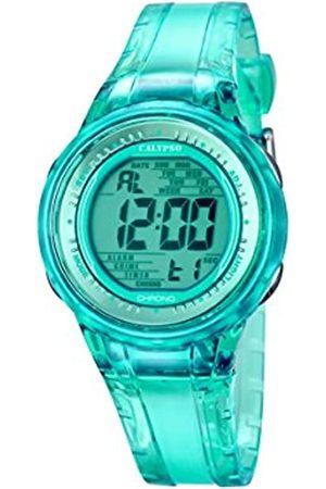 Calypso Damen Digital Uhr mit Plastik Armband K5688/4