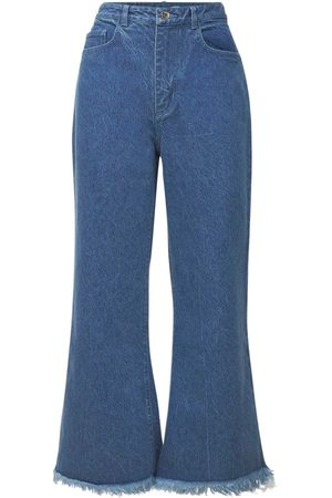 MARQUES'ALMEIDA Jeans Aus Bio-baumwolldenim
