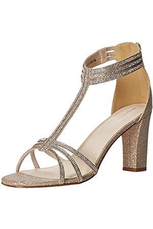 Touch Ups Gabriella Damen Sandalen mit Absatz, Gold (champagnerfarben)