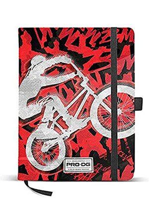 PRO-DG Diary 13x21 cm Backflip Handtaschenhalter