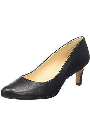 Van Dal Damen Linden Closed Toe Heels, (Black 120)