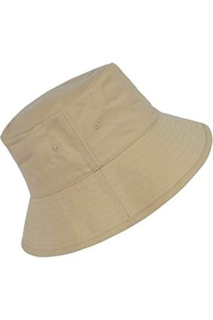 Zylioo XXL Übergröße 100% Baumwolle Fischerhut, verstellbare breite Krempe, Boonie Hut, verstaubar