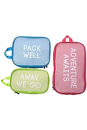 MIAMICA Brights Cubes-Adventure Awaits, Pack Well, Away We Go