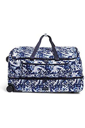 Vera Bradley Damen Recycled Lighten Up ReActive XL Foldable Rolling Duffle Luggage Koffer