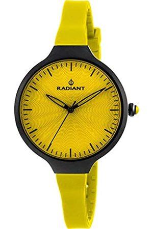 Radiant Damen Analog Quarz Uhr mit Gummi Armband RA336613
