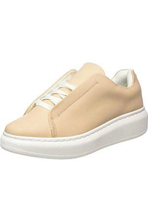 Steve Madden Damen Hara Sneaker, (Natural)