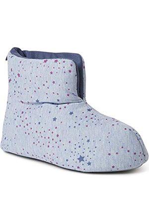 Dearfoams Women's Zoey Jersey Bootie Slipper