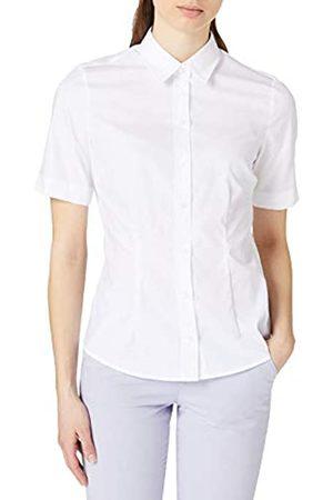 Seidensticker Damen Fashion Kurzarm Bluse