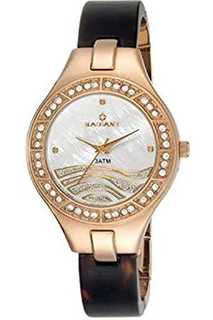 Radiant Damen Analog Quarz Uhr mit Polycarbonat Armband RA288204