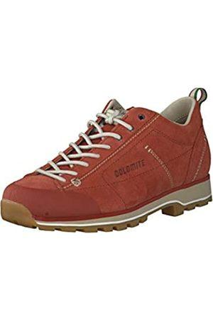 Dolomite Unisex-Erwachsene Zapato Cinquantaquattro Low W Trekking- & Wanderhalbschuhe, Ge Re/Ca Be