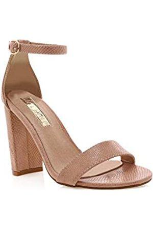 Billini Damen Jessa Blockabsatz mit runden Zehen, Pink (Blush Lizard)