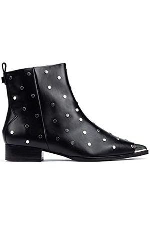 Martinelli Damen Pompidou 1507 I20 Bootsschuh, Black