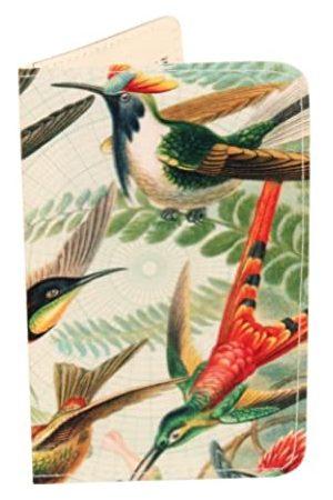 11.11 Unternehmen Kartenetui Wunderschöne Kolibris für Visitenkarten