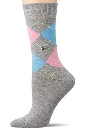 Burlington Damen Queen Socken, (light grey 3406)