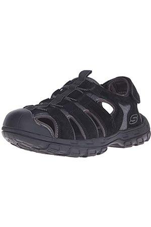 Skechers Herren 64641-blk_43 Outdoor sandals