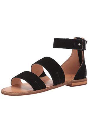Frye Damen Evie 2 Band Flache Sandale